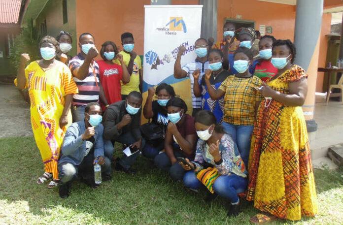 Liberia: Medica Liberia Provides Anti-SGBV Support