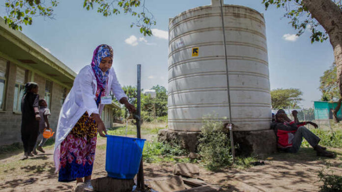 WaterAid Seeks Water Investment