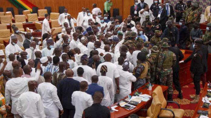 Ghana: CSOs React to Parliament Unrest, Make Call
