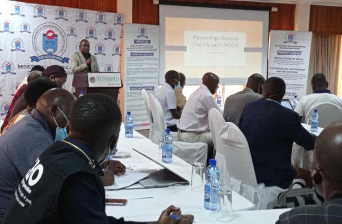 Malawi NGOs