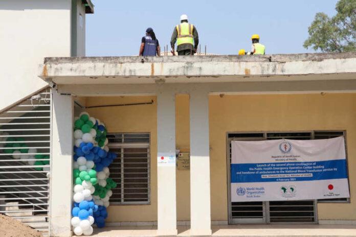 South Sudan: AfDB, WHO Begin PHEOC Upgrade