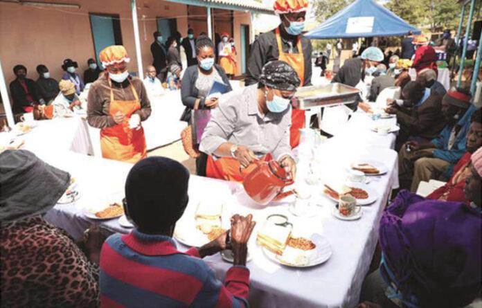 Zimbabwe: Elderly People Get AoHF Support