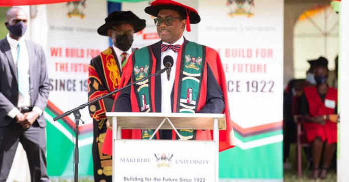 AfDB's Akinwunmi Adesina Gets Honorary Doctorate