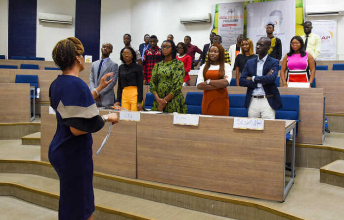LEAP Africa Social Innovators Programme