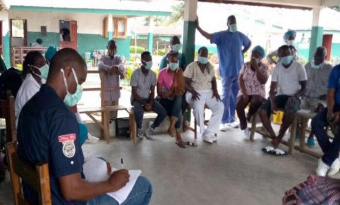 Liberia: RPI Donates Medical Items, Food