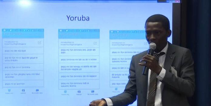 Nigeria: Oyinlade Gets Global Human Rights Award
